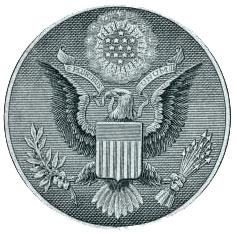Eagle-Davidstern - Dollarschein
