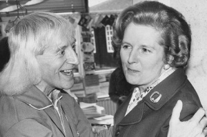 Jimmy Savile - Margaret Thatcher